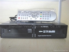 DVB-S2 HD H.264 / MPEG-4 satellite receiver