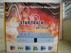Startrack SR-55x digital satellite tv receiver