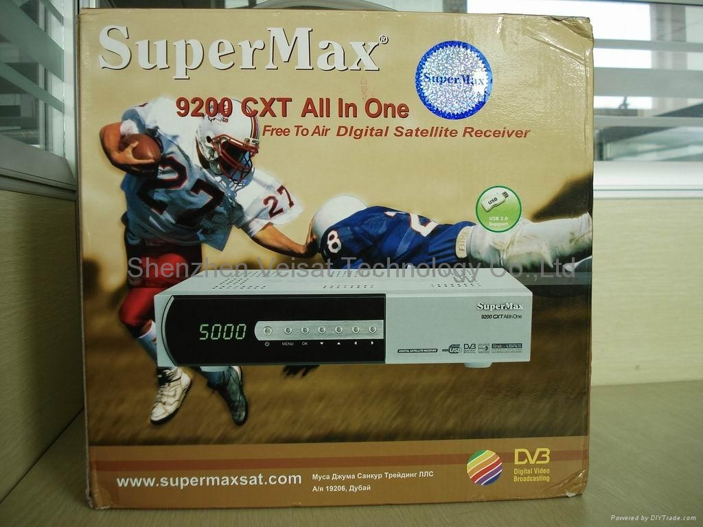 supermax 9200cxt all in one