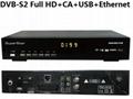 DVB-S2 HD RECEI
