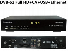 DVB-S2 HD RECEIVER