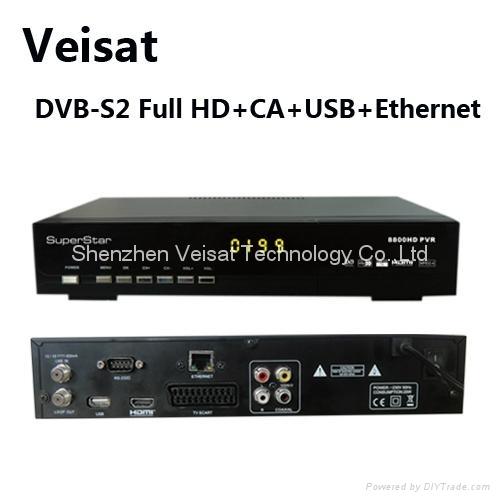 DVB-S2 Superstar8800 HD pvr