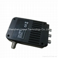 strong mini av fta receiver mini fta SD / HD dvb digital satellite receiver