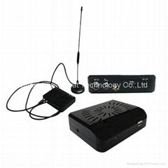 HD DVB-T set top box with usb pvr