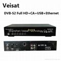 DVB-S2 full hd satellite tv receiver