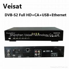 DVB-S2 full hd satellite tv receiver support africa market