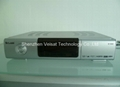 DVB-S2 with wifi internet and smart card