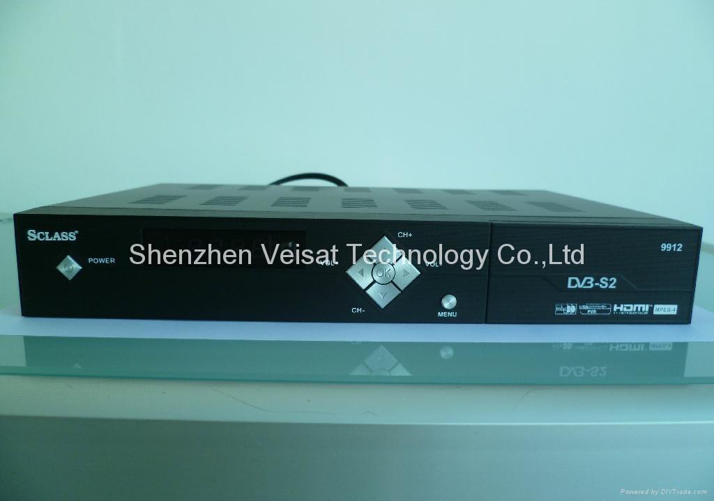 SCLASS M100 dvb-s2 1080i  2