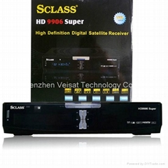 SCLASS 9906 Super support wifi and youtube