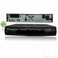 DVB-S2 FTA HD DECODER with powervu support 1