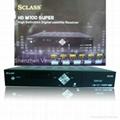 Africa full hd digital satellite receiver DVB-S2