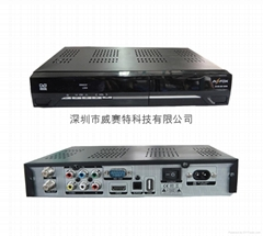 South America full hd satellite tv receiver sale for low price