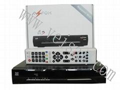 高清卫星接收机AZFOX S3S畅销拉丁美洲