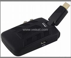 迷你HDMI高清衛星接收機