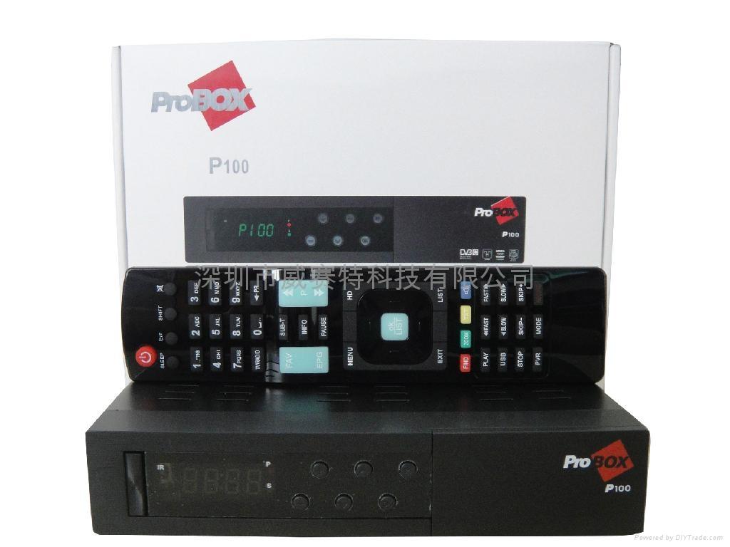 HD DVB-C 有線電視接收機,機頂盒
