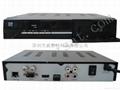 中东高清卫星接收机带LAN网络