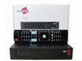 lexuz box F90 and Probox P100 cable tv receiver