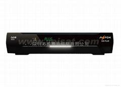 Azfox Z2s Plus twin tuner receiver