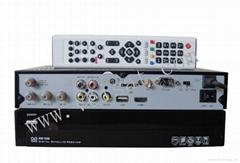 S810B 南美卫星接收机内置GPRS DONGLE