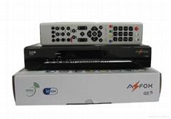 AZFOX G3S南美高清共享接收机