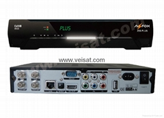 Lastest sharing receiver for middle east market Azfox Z2s plus