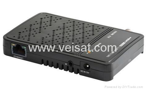 Azclass Z5 HD MINI digital satellite  IP receiver