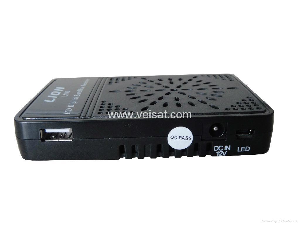 HD Satellite Receiver Ali 3511 Chipset