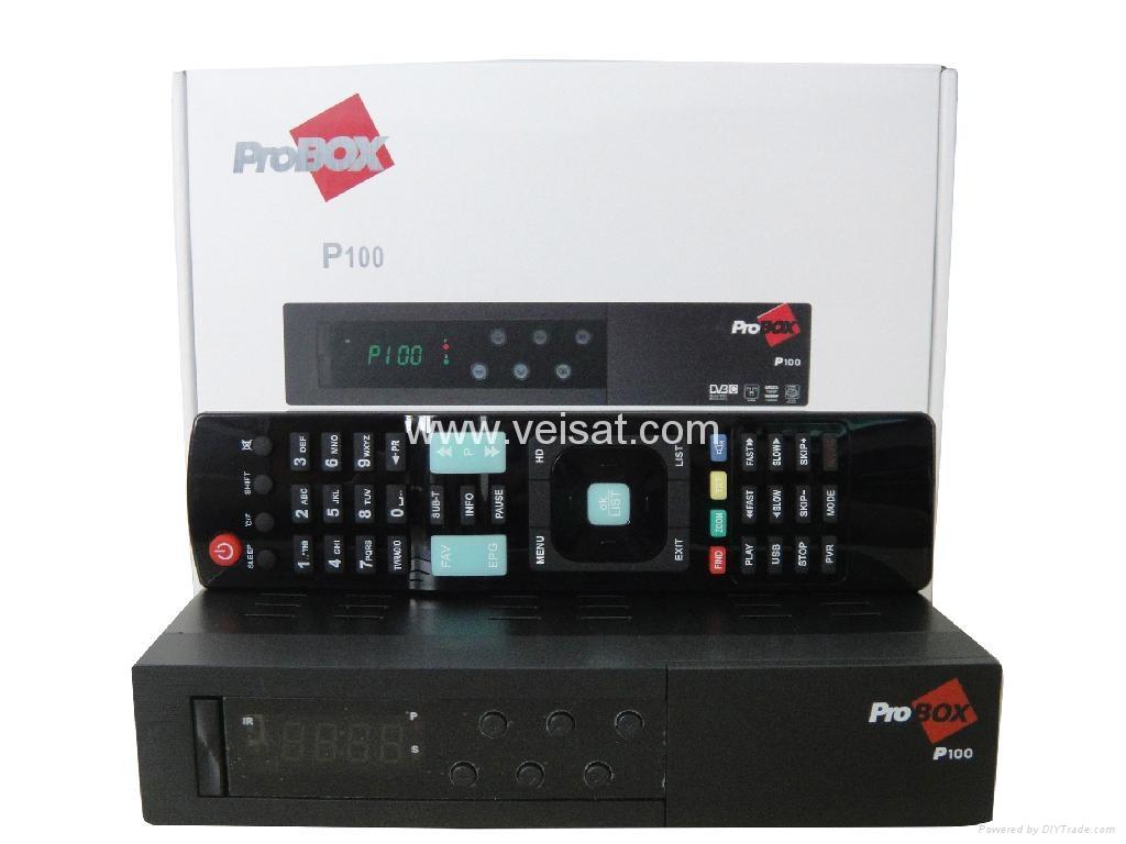 Probox P100 HD DVB-C 南美市場 1
