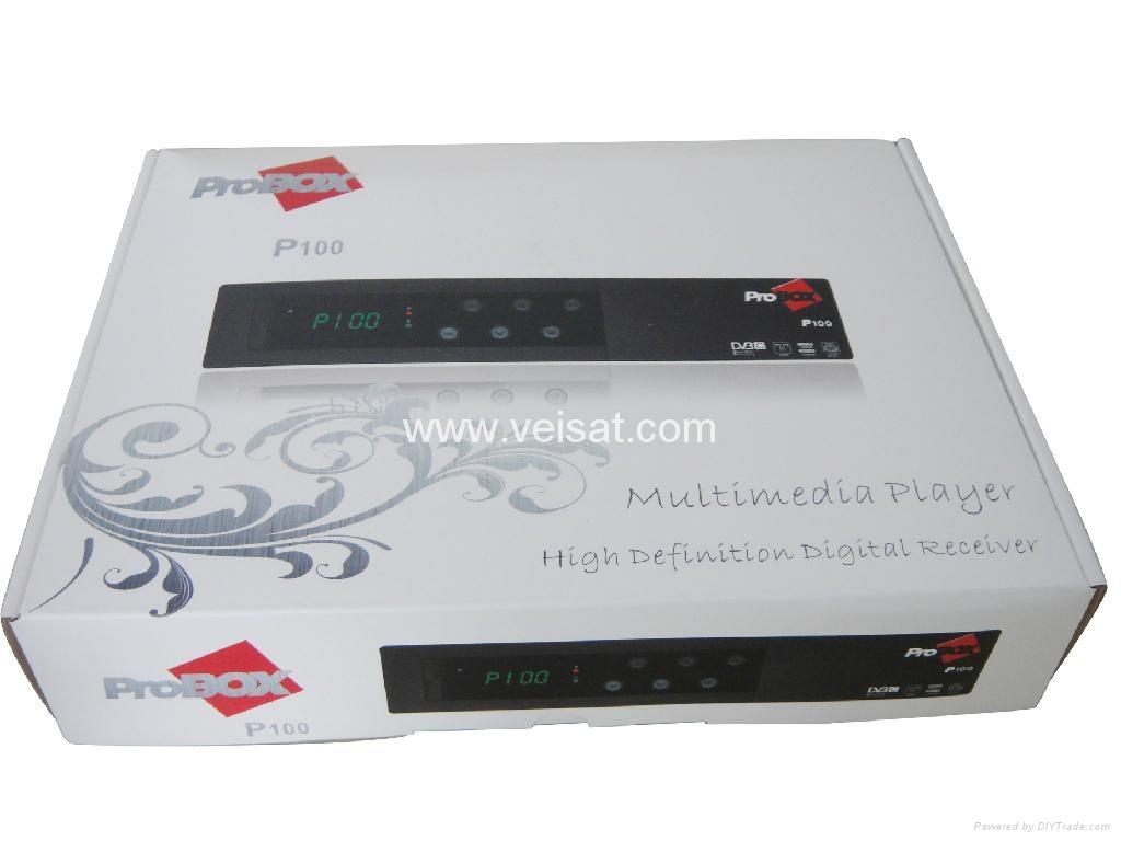 Probox P100 HD DVB-C 南美市场 2