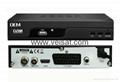 Full hd 1080p Mpeg 4 Set Top Box DVB-T2 From Manufacturer