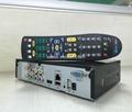 北美热销卫星接收器JYAXBOX ULTRA HD V30 带JB200与WIFI 5