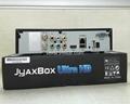 北美热销卫星接收器JYAXBOX ULTRA HD V30 带JB200与WIFI 4