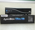 北美热销卫星接收器JYAXBOX ULTRA HD V30 带JB200与WIFI 2