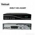 DVB-T2 支持ATSC MPEG-4欧洲市场与中美洲 1