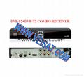 DVB-S2+T2 Combo support Power Vu h.265