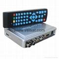 DVB-T2 with AC+