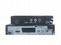 DVB-T / T2 支持H.264 / H.265 HEVC歐洲市場  3