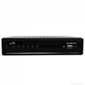HD DVB-S2 digital satellite receiver with VOD and IPTV 3