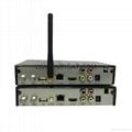 DVB-S2 free Ultrabox V8 SKS+IKS support Nagra3 channels for South America market