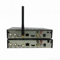 南美共享卫星接收机SKS+IKS支持NAGRA3节目ULTRABOX V8