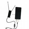DVB-T2 / ISDB-T USB size tv converter