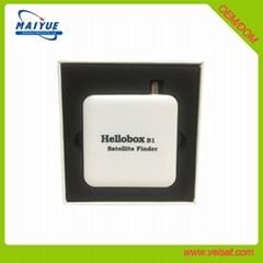 HELLOBOX B1 蓝牙功能卫星寻星仪