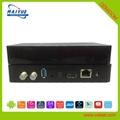 Full hd 4K digital satellite receiver with DVB-S2