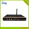 Ultra-box x5 DVB-S2+T2 combo set top box with Linux system