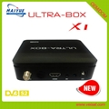 ULTRA-BOX X1 DVB-S2 DIGITAL SATELLITE RECEIVER