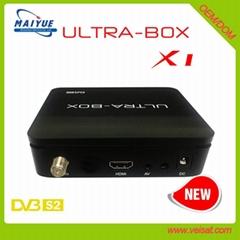 ULTRA BOX X1 數字機頂盒 WIFI 內置
