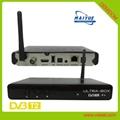 ultra box x3 dvb t2 电视接收机 支持 iptv h.265 3