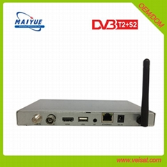 ULTRA BOX X5 超高清 combo 电视接收机 支持 TubiCast