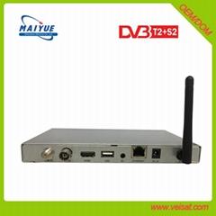 ULTRA BOX X5 超高清 combo 電視接收機 支持 TubiCast