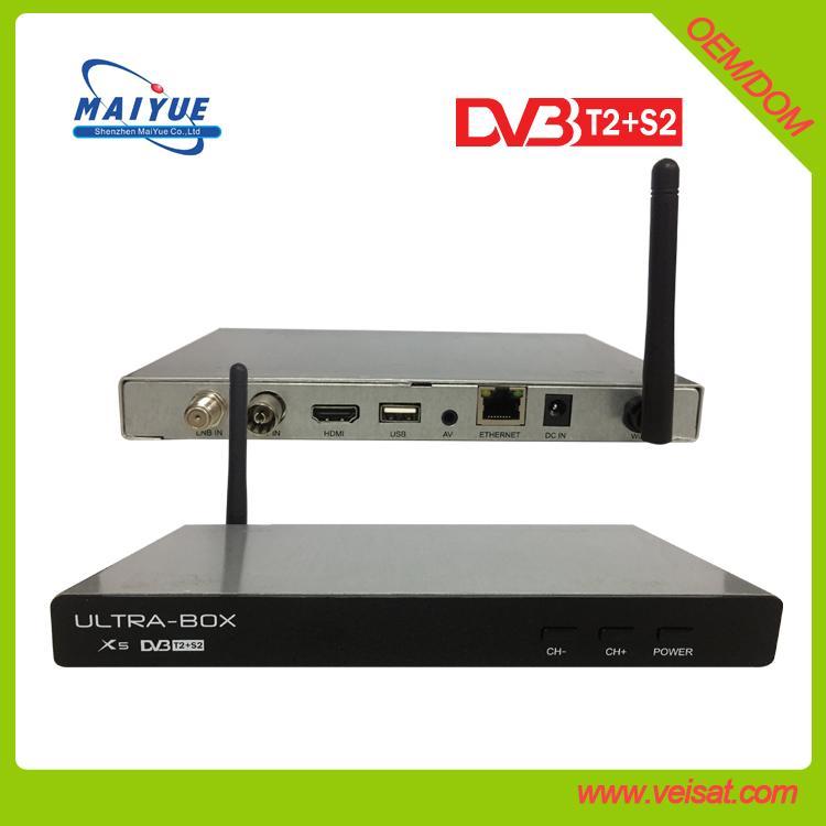 ULTRA BOX X5 超高清 combo 电视接收机 支持 TubiCast  3
